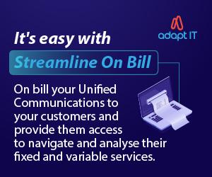 Adap It Telecoms on Bill Banner 01
